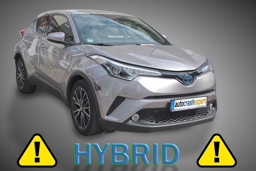 Elektro Auto Gutachten
