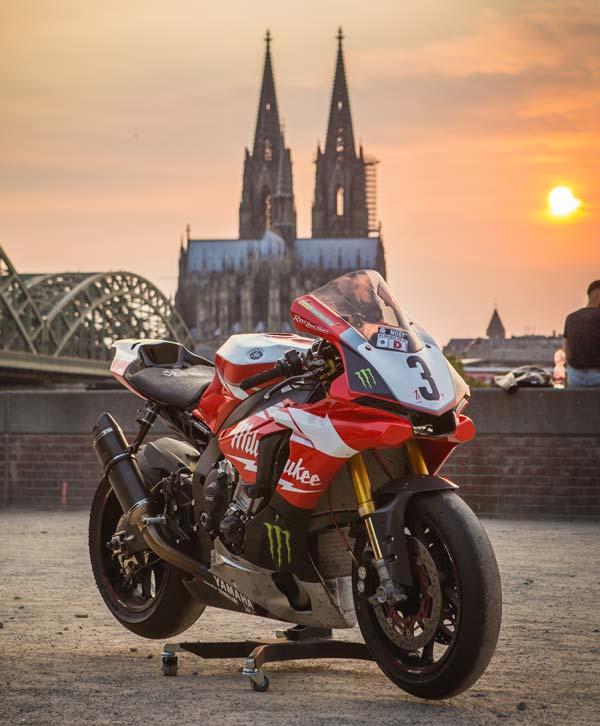 Yamaha Motorrad Gutachten