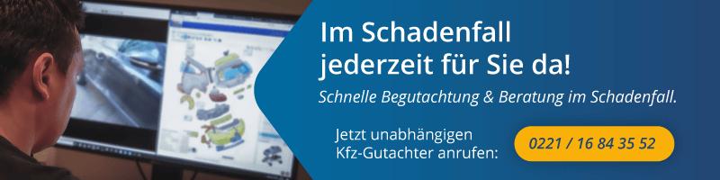 Kfz Gutachter Köln autocrashexpert